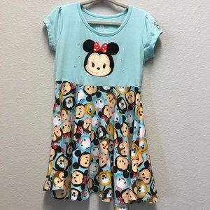 Disney Tsum Tsum Girls Dress